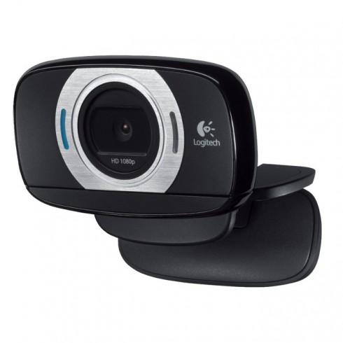 Уеб камера Logitech HD Webcam C615, 1080p FULL HD, микрофон в Уеб камери -  | Alleop