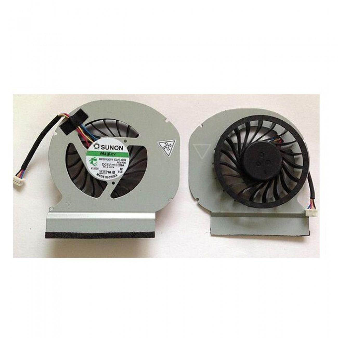 Вентилатор за лаптоп, DELL Latitude E6420 (Discrete Video) TYPE 1 в Резервни части -  | Alleop