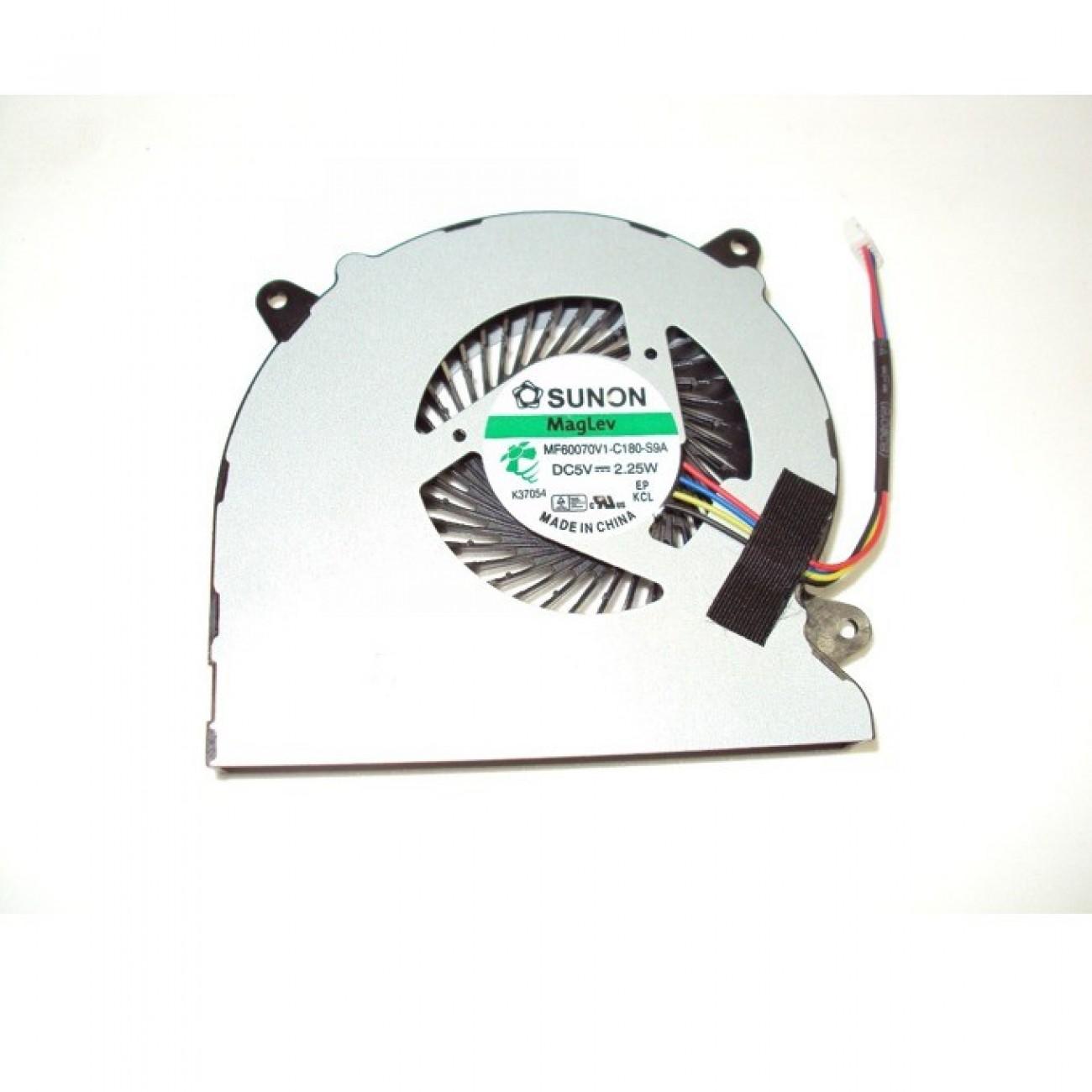 Вентилатор за лаптоп, ASUS Ultrabook N550 в Резервни части -  | Alleop