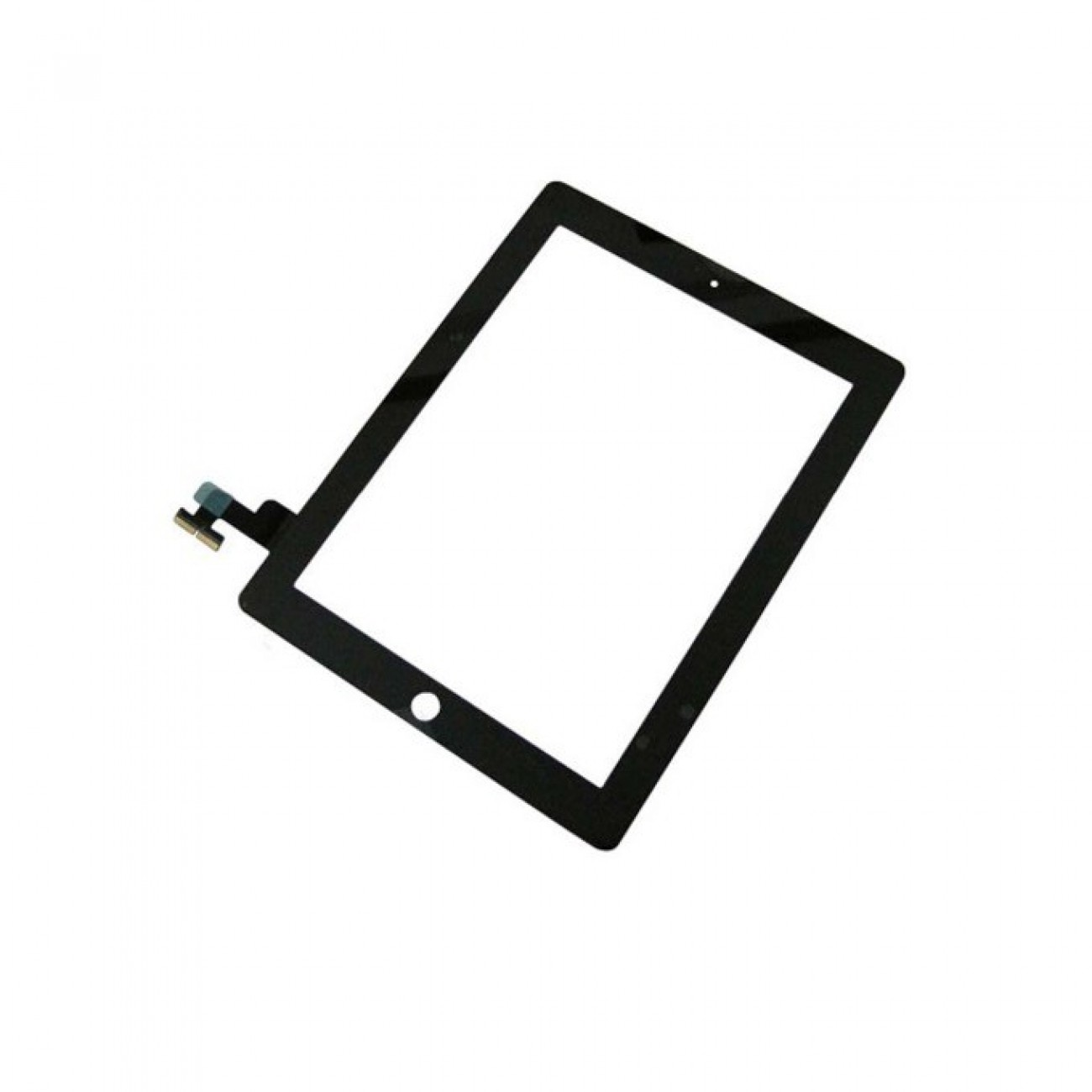 Тъч модул iPad 2 touch, черен в Резервни части -  | Alleop