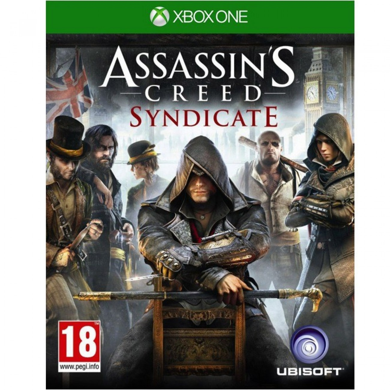 Assassin Creed: Syndicate, за XBOX ONE в Игри за Конзоли -  | Alleop