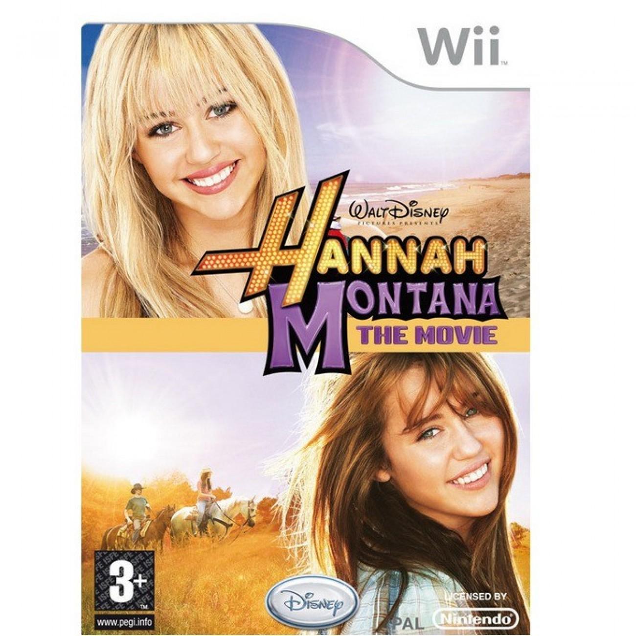 Hannah Montana The Movie, за WII U в Игри за Конзоли -  | Alleop