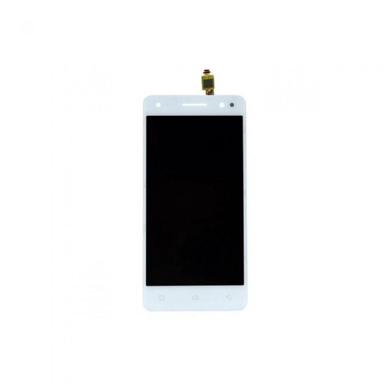 Дисплей за Lenovo Vibe S1 Lite (S1La40), touch, бял в Резервни части -  | Alleop