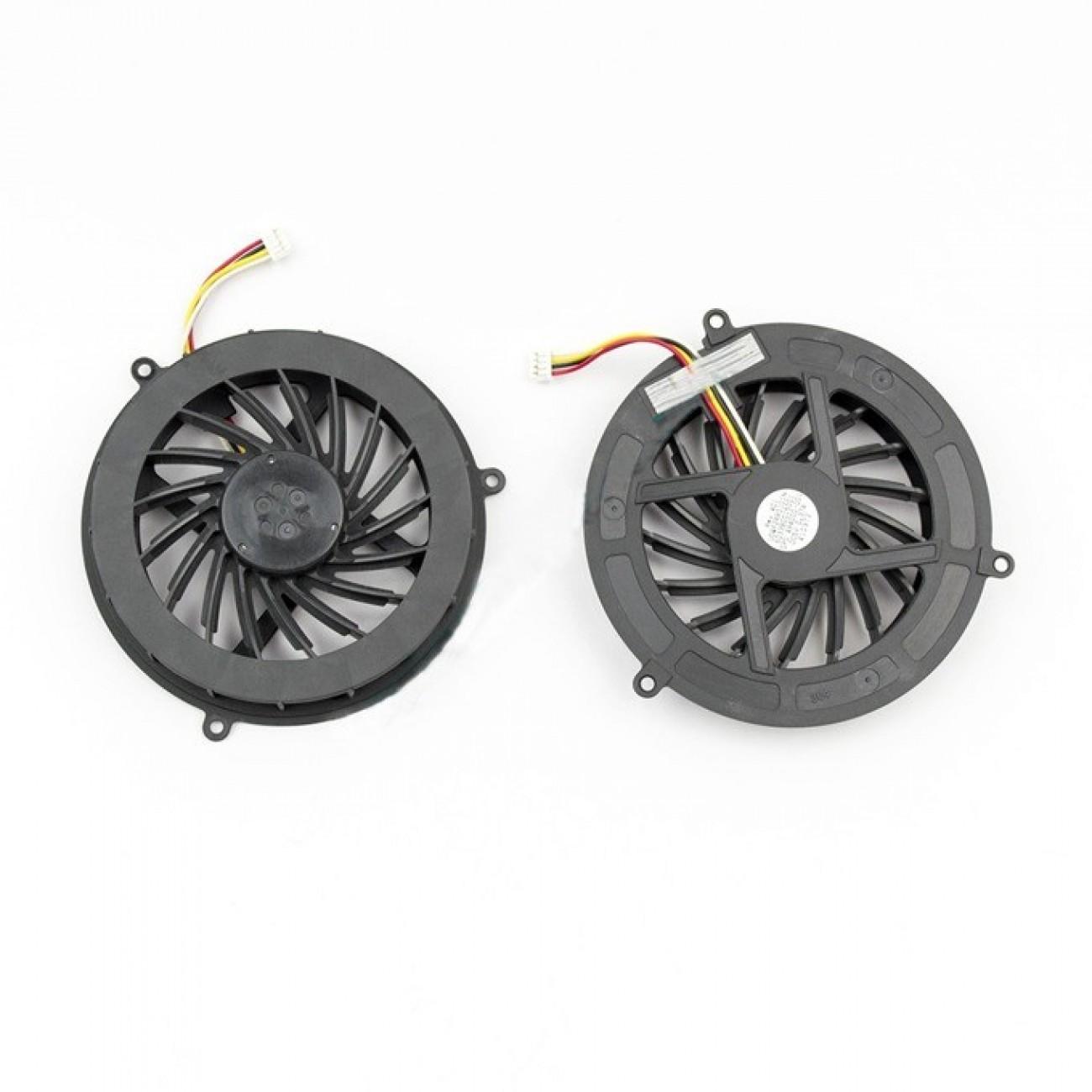 Вентилатор за лаптоп HP съвместим с EliteBook 8730W в Резервни части -  | Alleop