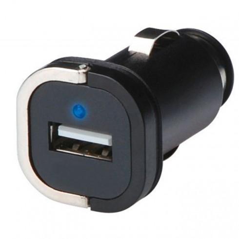 Зарядно за кола Ednet 1x USB A(ж), черно в Перални и Сушилни -  | Alleop