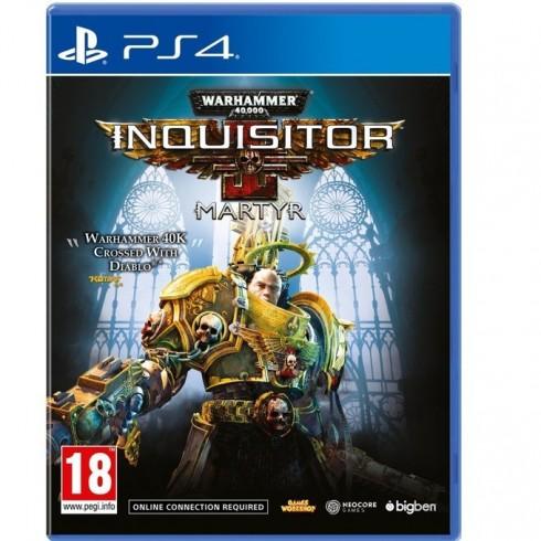 Warhammer 40,000: Inquisitor - Martyr, за PS4 в Игри за Конзоли -    Alleop