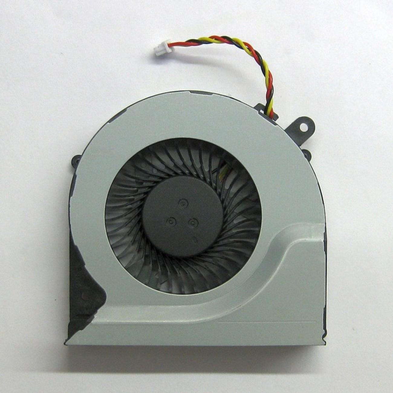 Вентилатор с охладител за лаптоп, Toshiba Satellite C850, C855, C875, C870, L850, L870 в Резервни части -  | Alleop