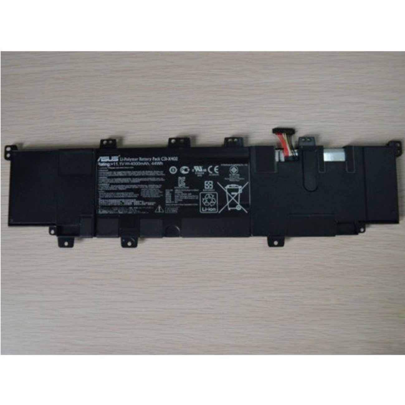 Батерия (оригинална) ASUS VivoBook S300CA/400/400CA/400EI/500CA, C31-X402 в Батерии за Лаптоп -  | Alleop