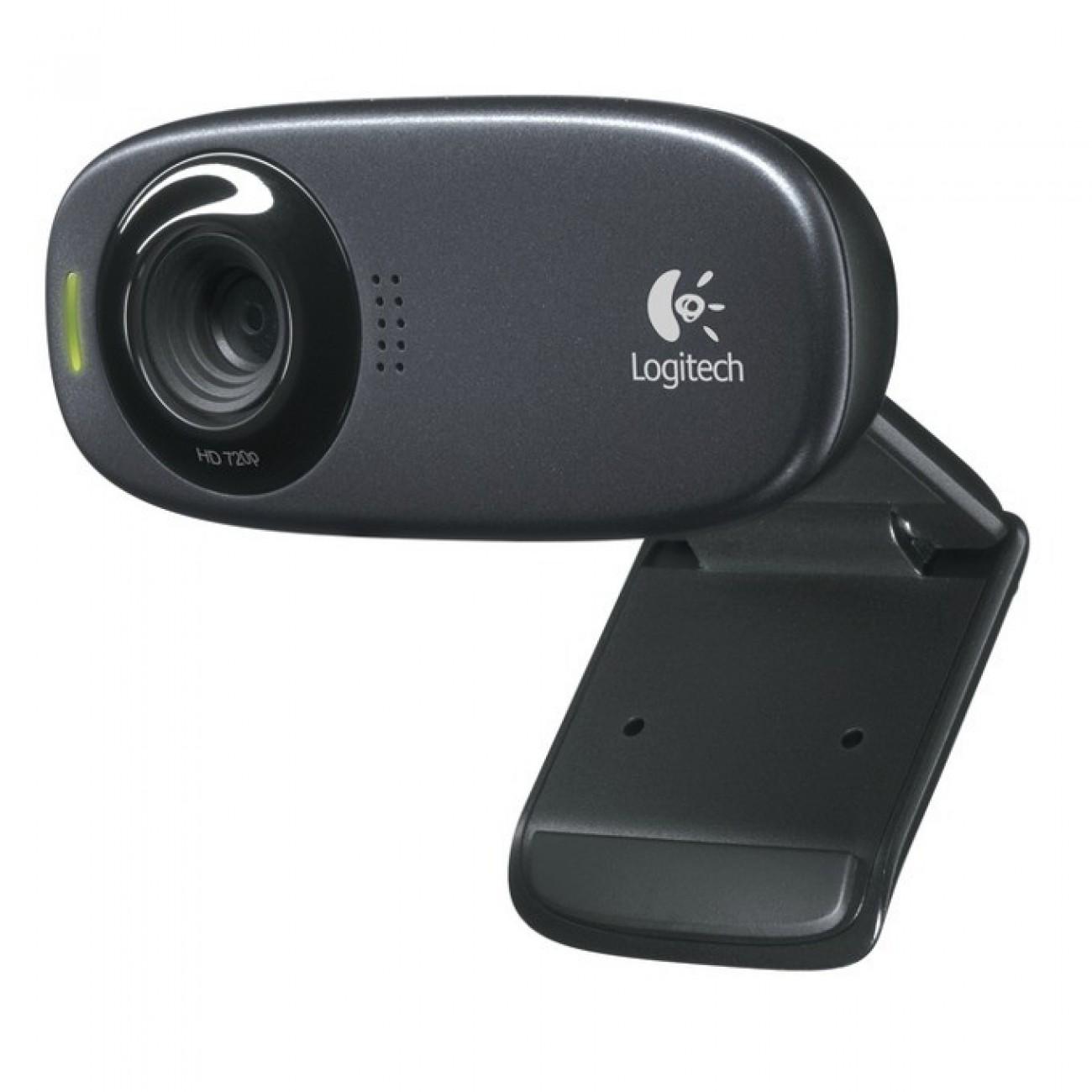 Уеб камера Logitech HD Webcam C310, микрофон, 5Mpix, USB в Уеб камери -  | Alleop