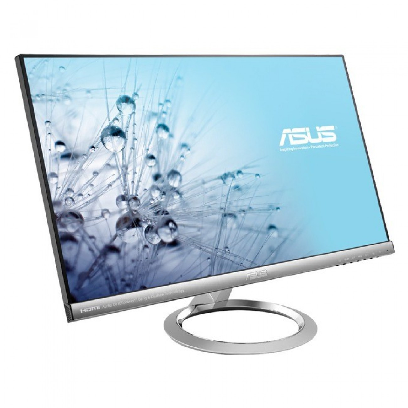 Монитор Asus MX259H, 25 (63.50 cm) AH-IPS панел, Full HD, 5 ms, 80 000 000:1, 250 cd/m2, HDMI в Монитори -  | Alleop