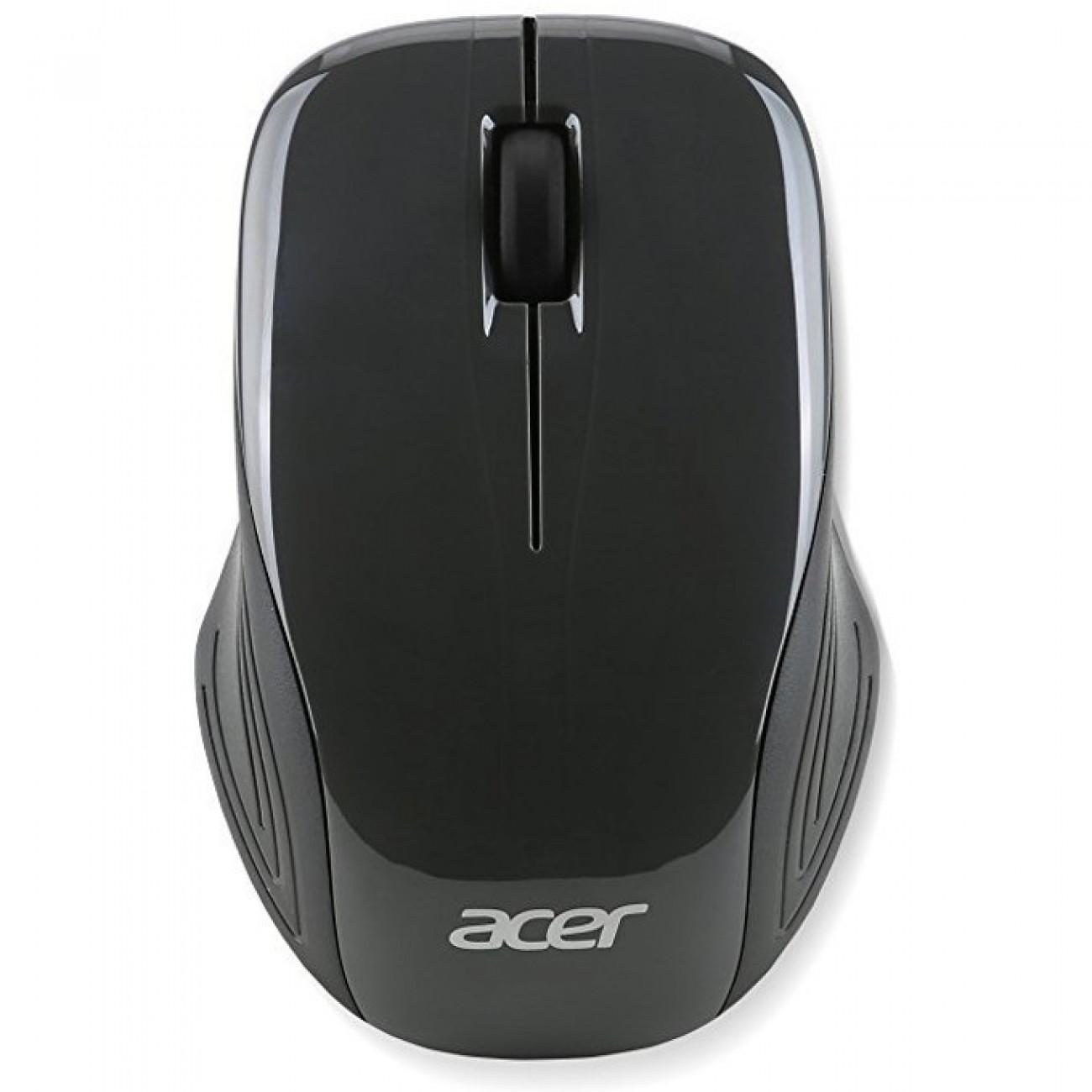Мишка Acer AMR514, оптична(1000 dpi), USB, черна в Мишки -  | Alleop