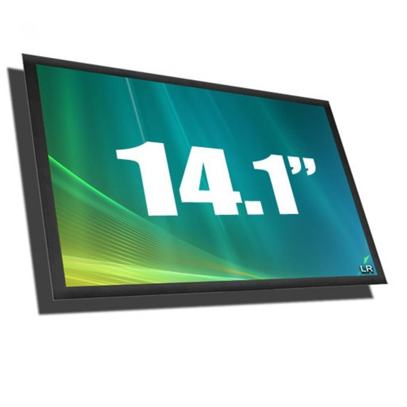 Матрица за лаптоп Hitachi HT141WXB-100, 14.1 (35.81 cm) WXGA 1280 x 800 pix., гланц в Резервни части -  | Alleop