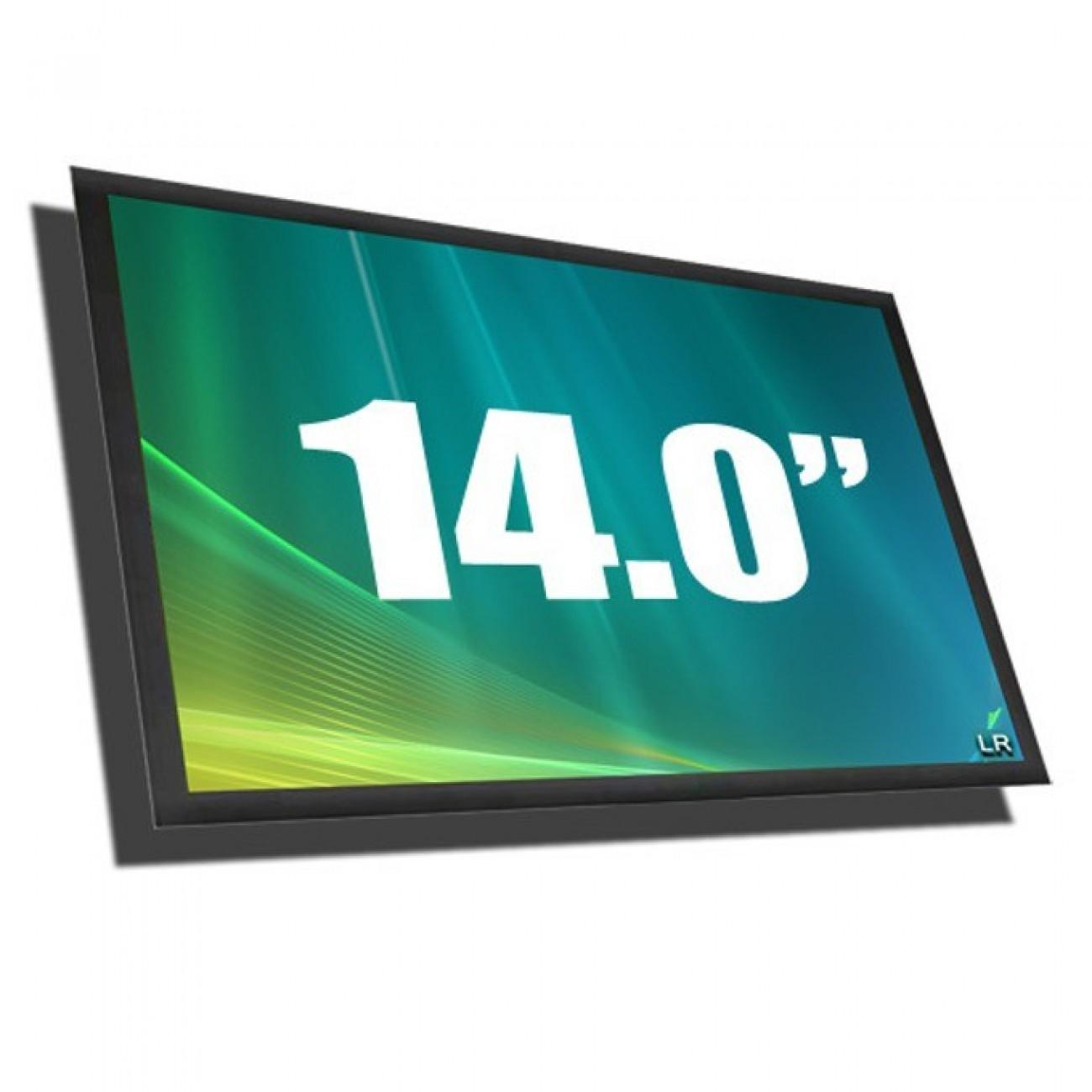 Матрица за лаптоп LG LP140WH1-TLC1, 14.0 (35.56 cm) WXGA 1366 x 768 pix., гланц в Резервни части -  | Alleop