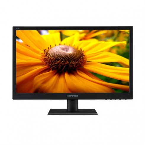 Монитор 19.5 (49.53cm) HANNS.G HL205DPB, HD LED, 5ms, 80 000 000:1, 250cd/m2, DVI в Монитори -  | Alleop