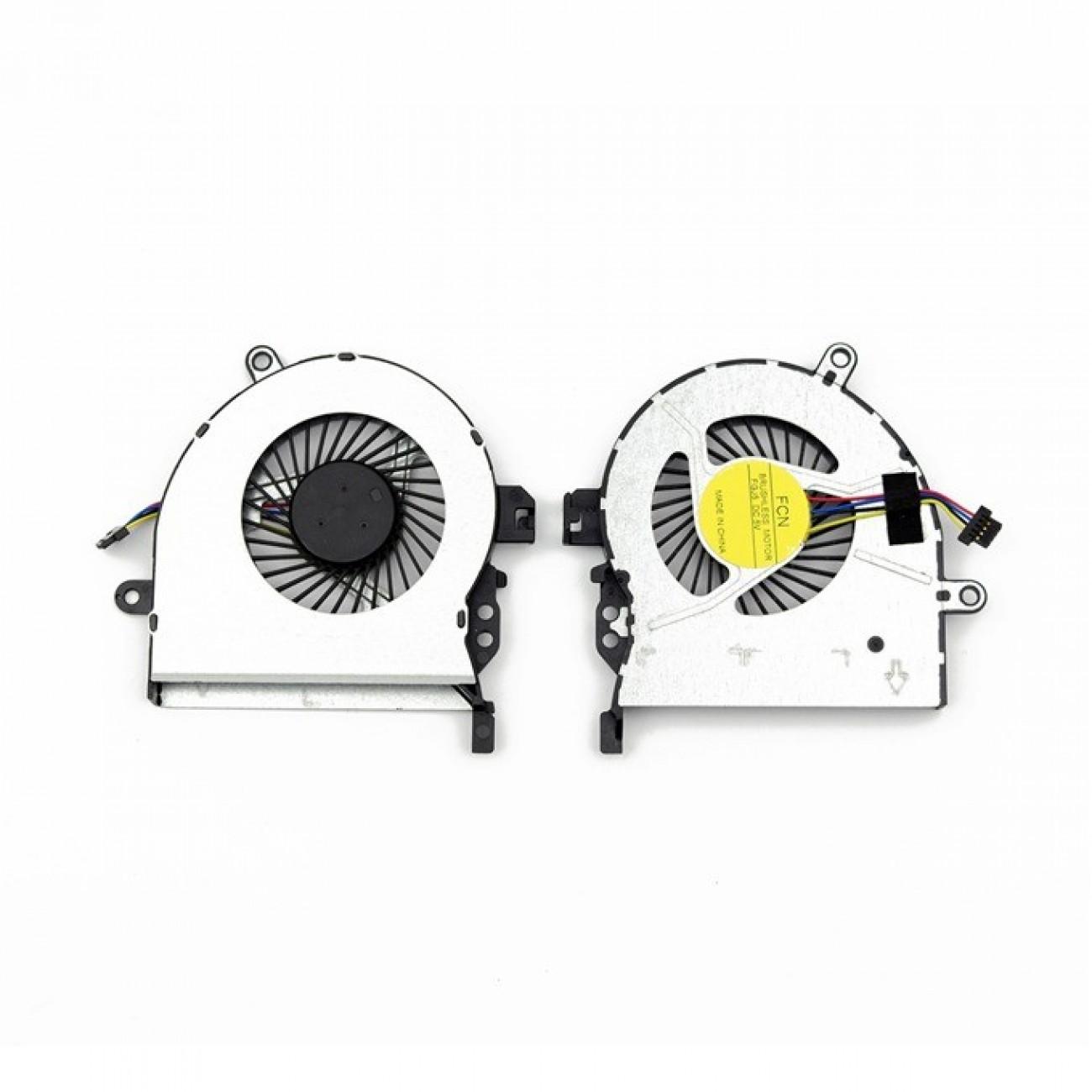 Вентилатор за лаптоп HP 450G3 450 G3 в Резервни части -  | Alleop