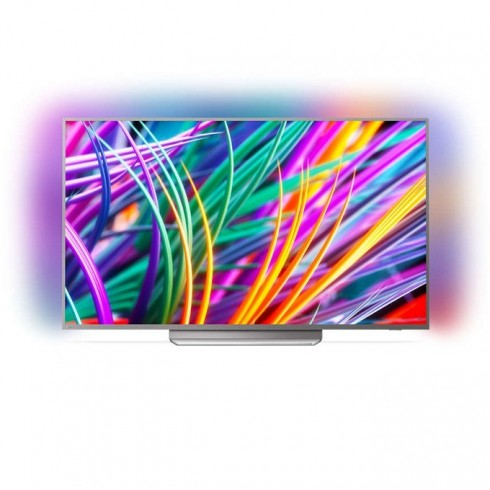 Телевизор Philips 49PUS8303/12 49(124.46 cm) 4K UHD Smart LED TV, DVB-T/T2/T2-HD/C/S/S2, Wi-Fi, LAN, 4x HDMI, 2x USB в Телевизори -  | Alleop