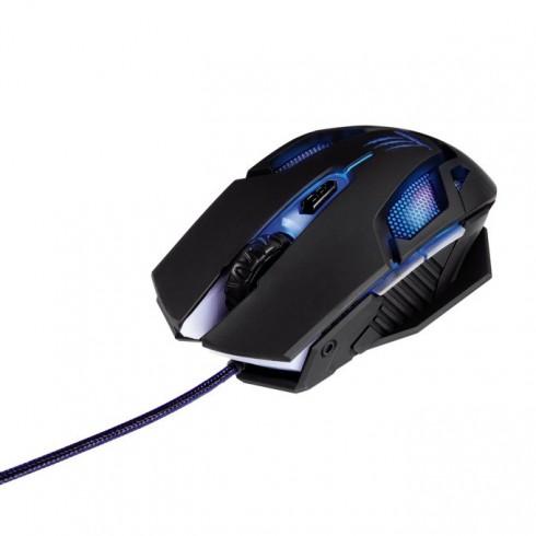 Мишка HAMA uRage Reaper NXT, оптична (4000 dpi), гейминг, подсветка, черна, USB в Мишки -  | Alleop