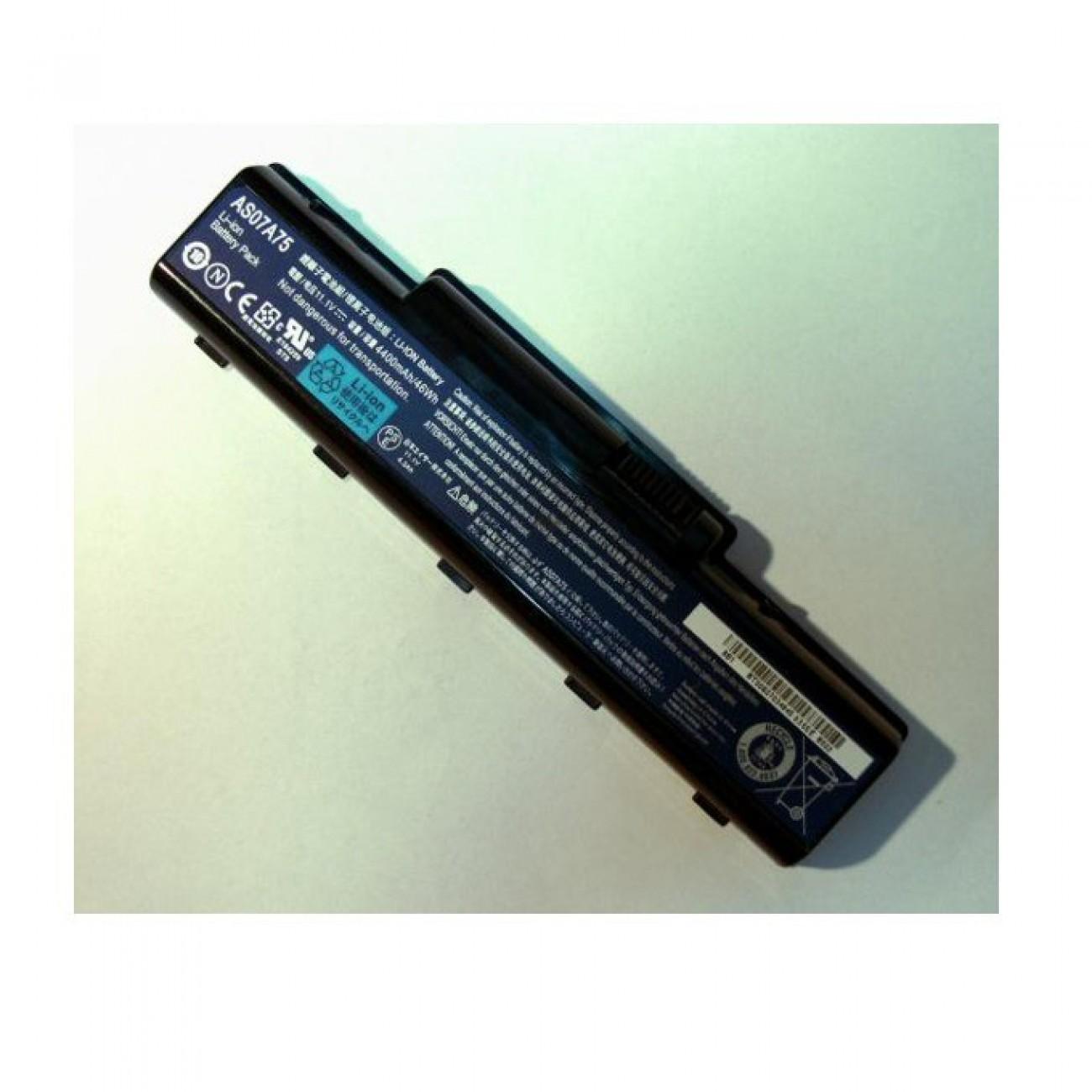 Батерия (заместител) за Acer Aspire 5517, съвместима с Gateway NV52/Emachine D525/PACKARD BELL TJ61, 6cell, 11.1V, 4400mAh в Батерии за Лаптоп -  | Alleop