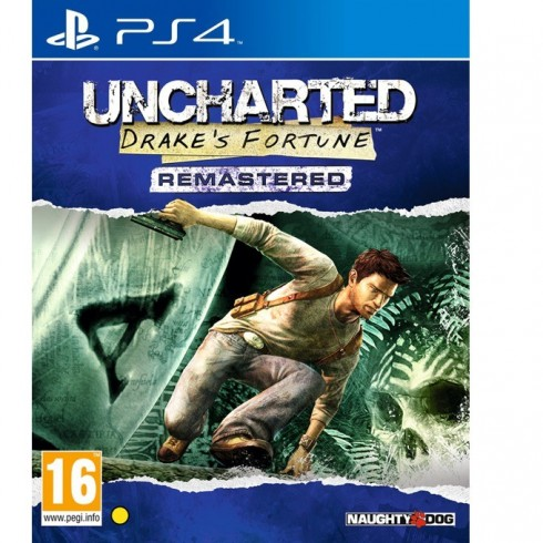 Uncharted: Drakes Fortune Remastered, за PS4 в Игри за Конзоли -  | Alleop
