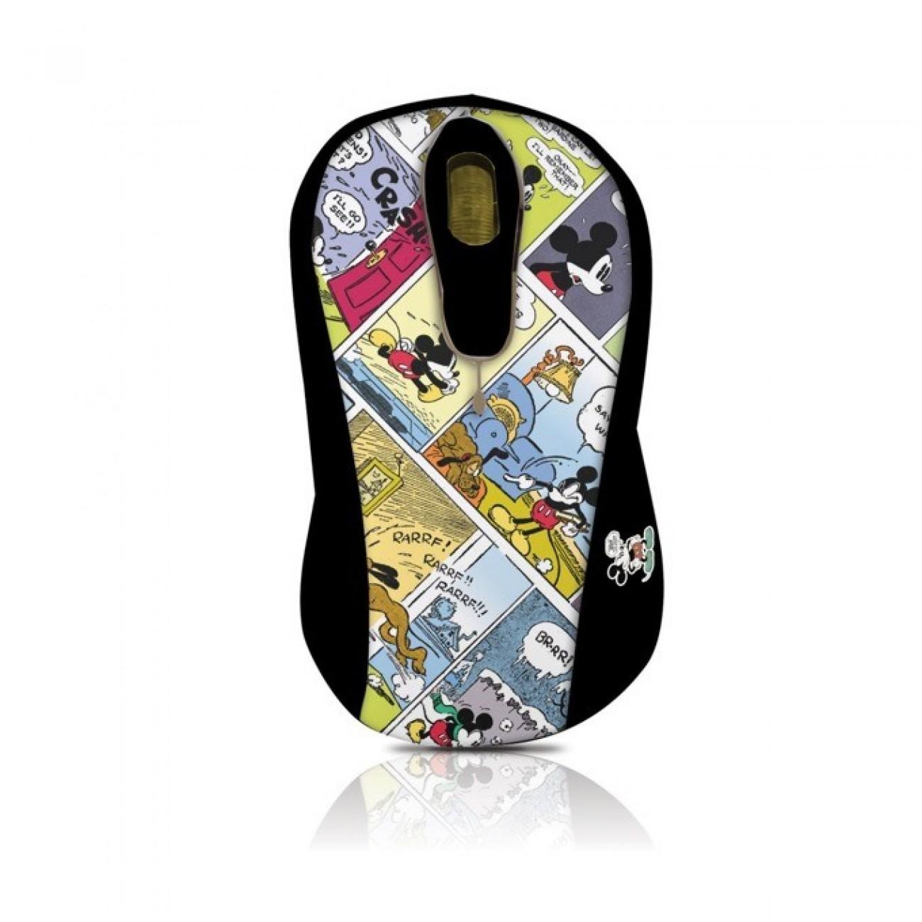 Мишка Circuit Planet Mickey DSY-MO151, оптична (800 dpi), USB, щампа в Мишки -  | Alleop