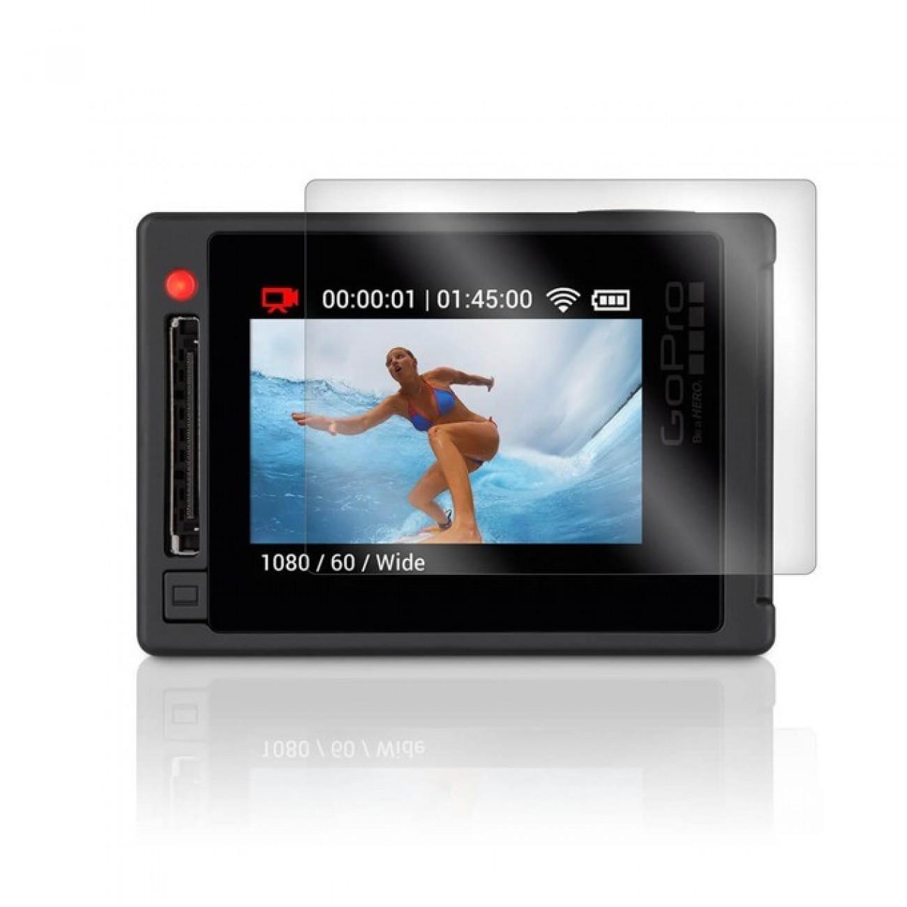Защитно покритие за дисплей, за GoPro HERO4 Silver в Други Фото аксесоари -  | Alleop