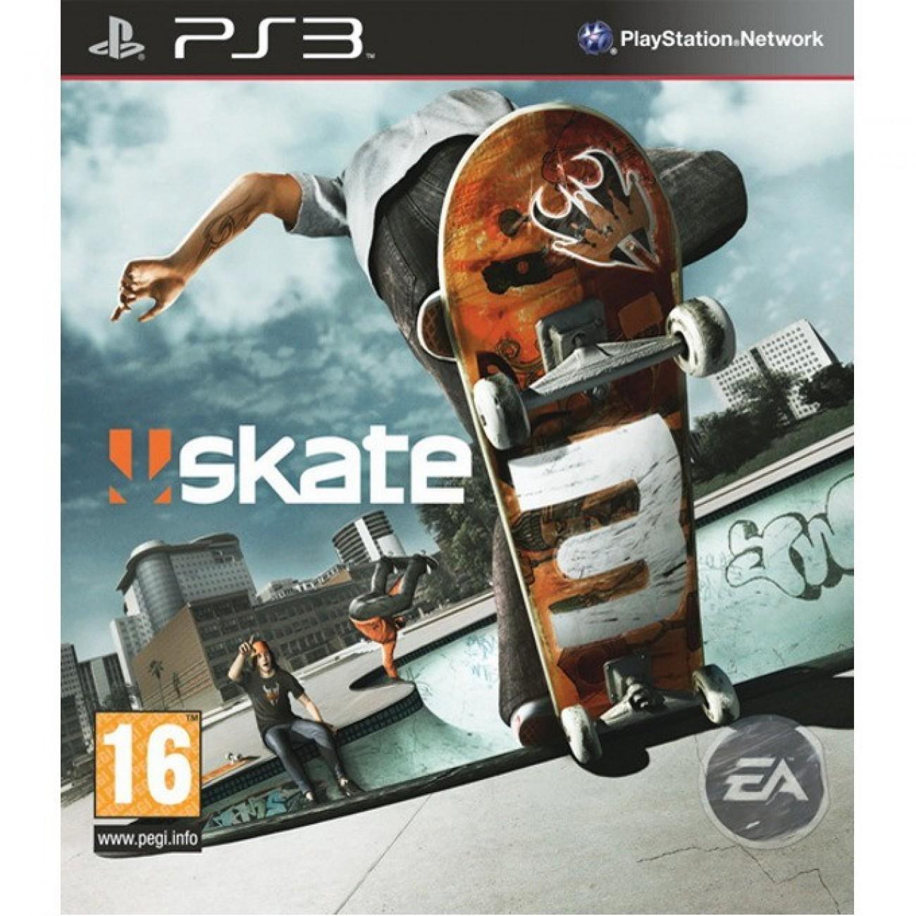 Skate 3, за PlayStation 3 в Игри за Конзоли -  | Alleop