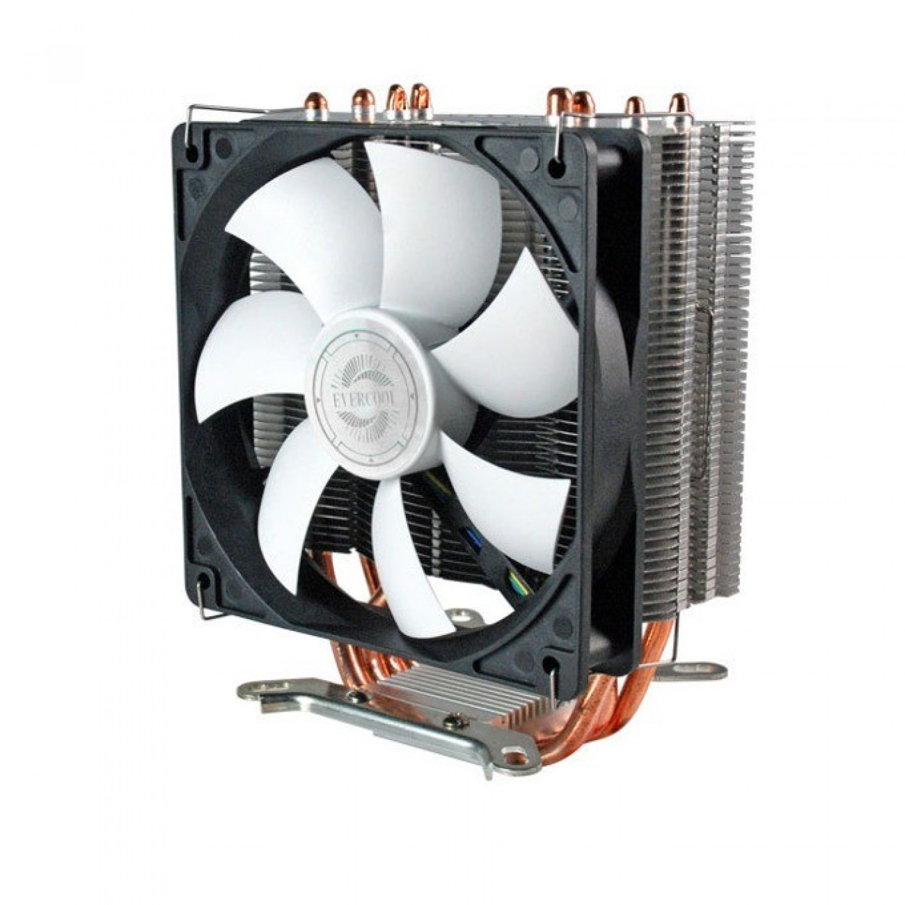 Evercool VENTI, LGA775/1366/1156//1155/2011 (до 200W) & AM2/AM2+/AM3/FM1 (до 200W) в Процесори Охладители -  | Alleop