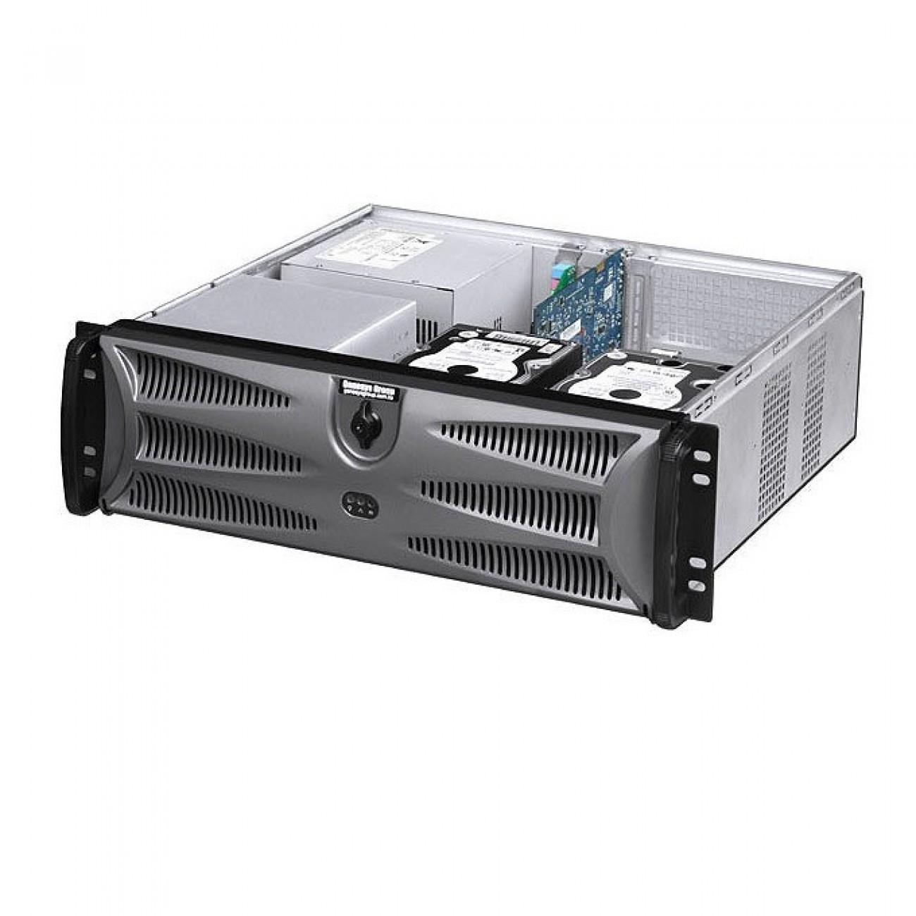 Genesys Group E338B, 3U rack-mount кутия, без захранване в Сървърни кутии -  | Alleop