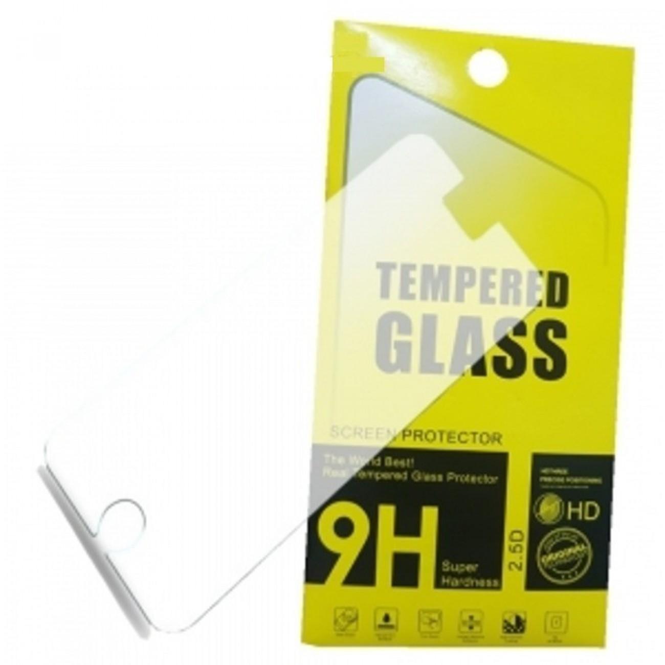 Протектор от закалено стъкло /Tempered Glass/ за Huawei Y6 (2017), прозрачен в Защитно фолио -  | Alleop