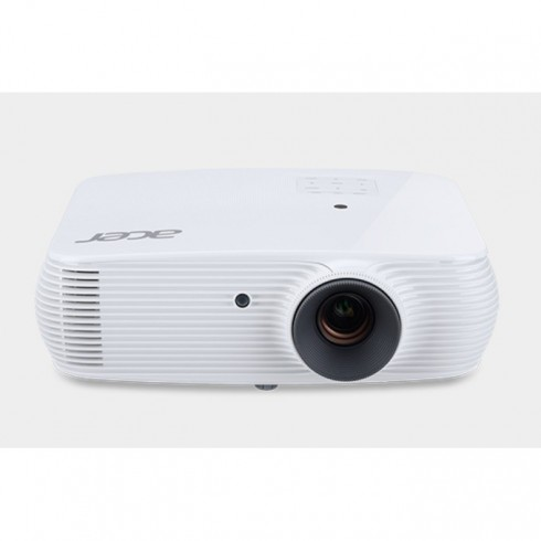 Проектор Acer H5382BD, DLP, 3D Ready, HD (1280x720), 20000:1, 3300 ANSI lm, HDMI/MHL, Speaker, USB в Проектори -    Alleop
