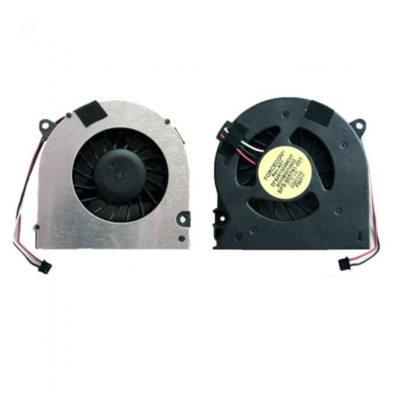 Вентилатор за лаптоп HP съвместим с Compaq 510, 515, 610 в Резервни части -    Alleop