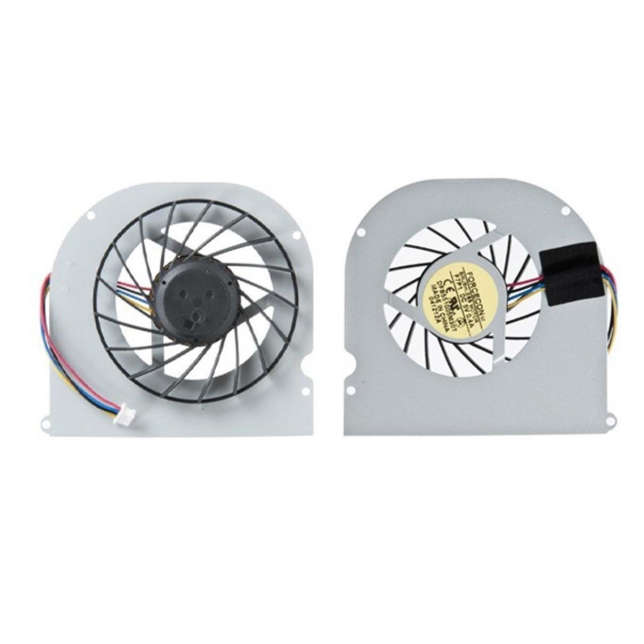 Вентилатор за лаптоп, съвместим с Asus F80 X82 F81 в Резервни части -  | Alleop