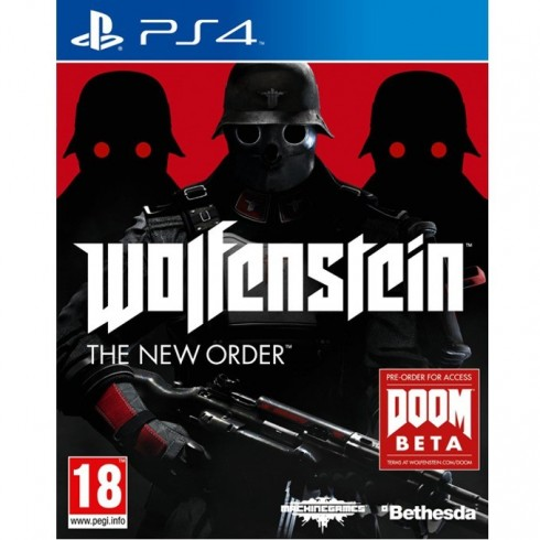 Wolfenstein: The New Order, за PlayStation 4 в Игри за Конзоли -  | Alleop