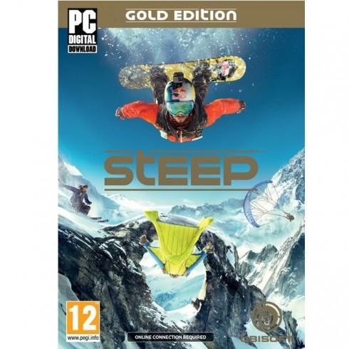 Steep Gold Edition, за PC (код) в Игри за PC -    Alleop