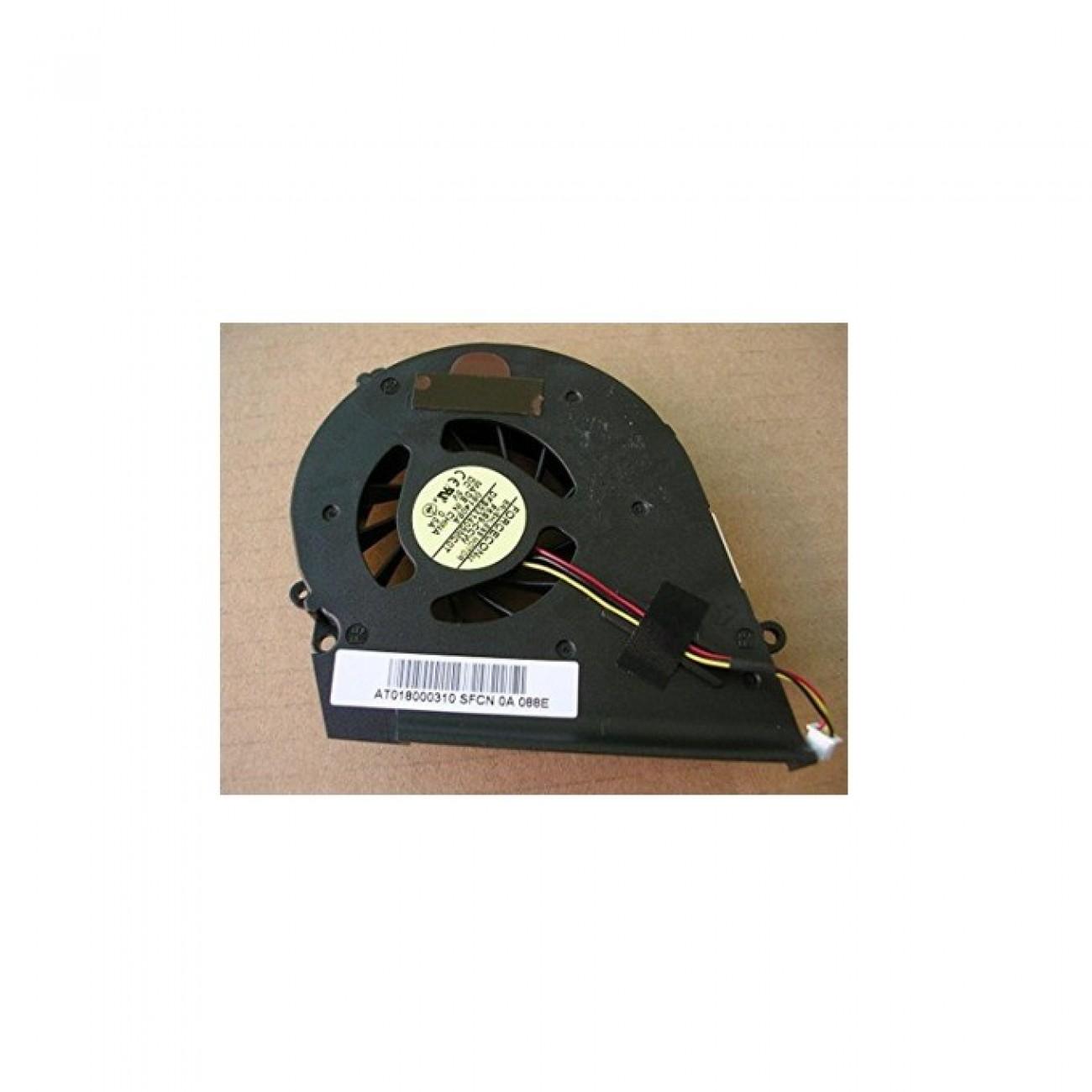 Вентилатор за лаптоп Toshiba Satellite L450 L450D L455 L455D в Резервни части -  | Alleop