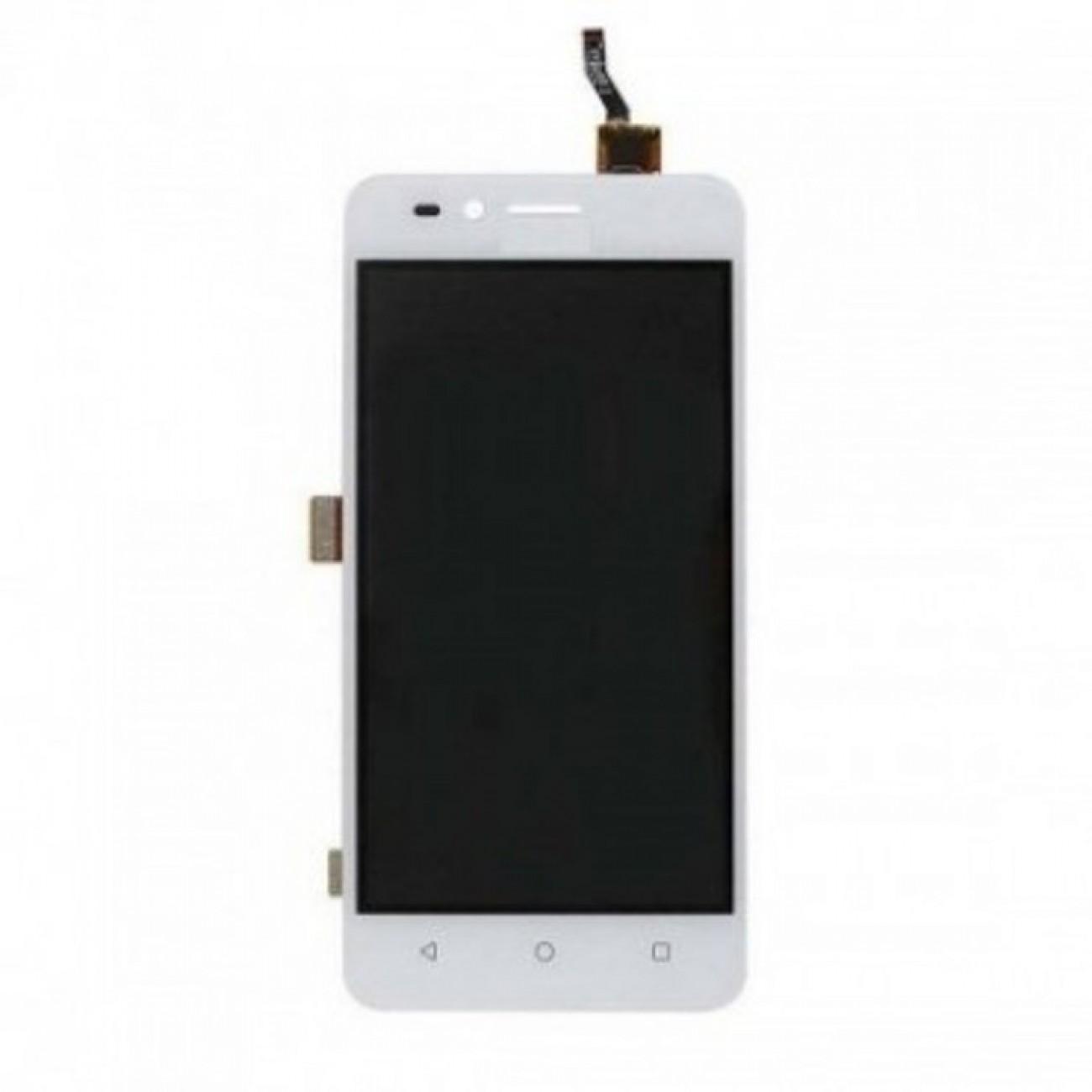 Дисплей за Huawei Y3 ii 4G, LCD Original, с тъч, бял в Резервни части -  | Alleop
