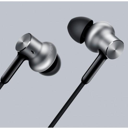 Слушалки Xiaomi Mi Pro HD QTEJ02JY, микрофон, 40мм говорители, сребристи в Слушалки -  | Alleop