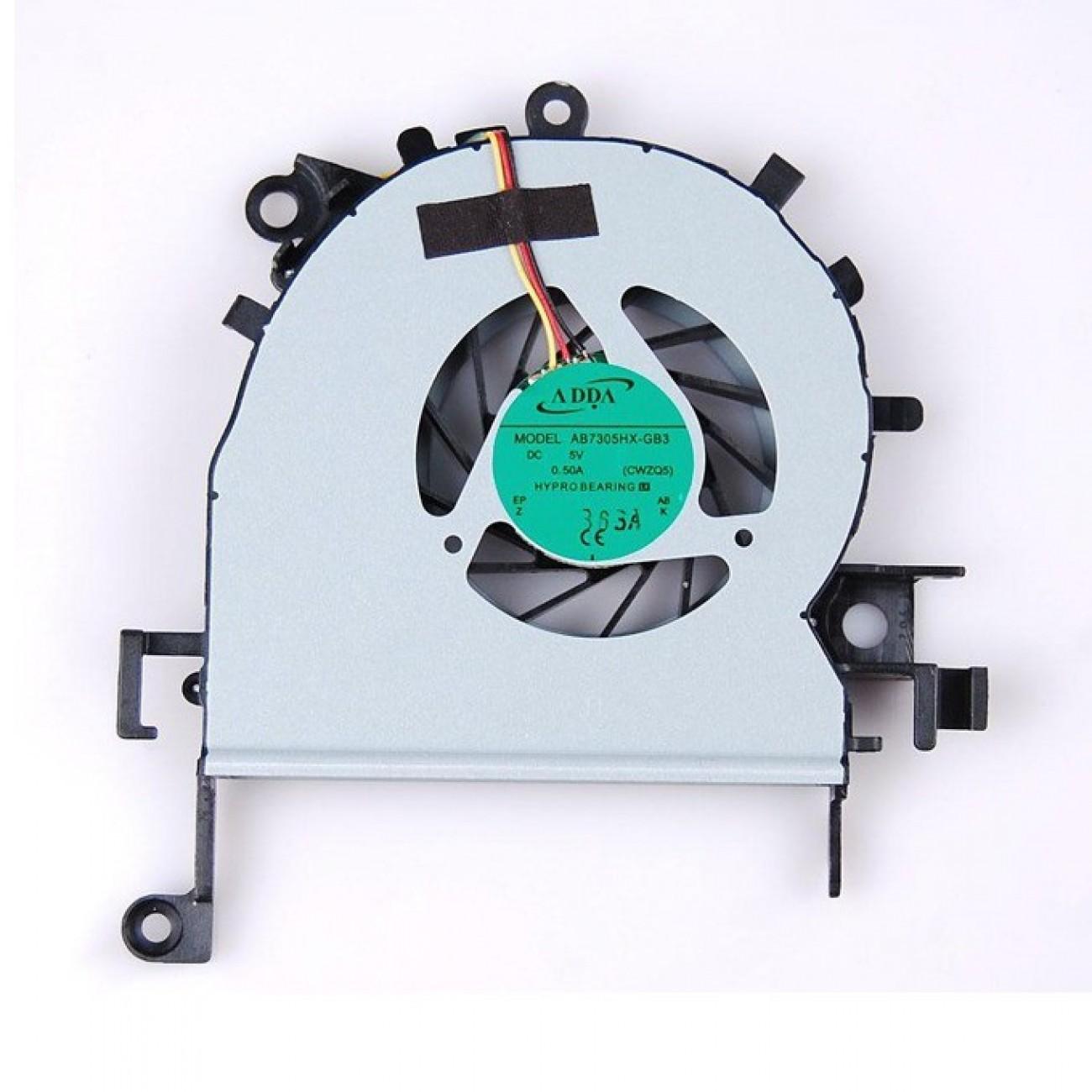Вентилатор за лаптоп, Acer Aspire 4738, 4738G, 4733, 4733Z в Резервни части -    Alleop
