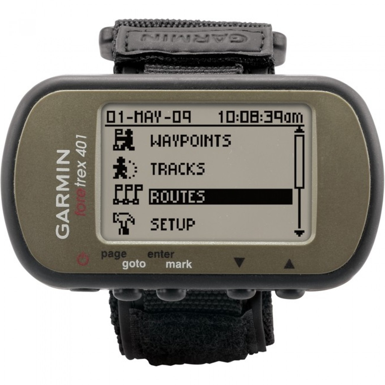 GARMIN Foretrex 401, водоустойчив в GPS Навигатори -  | Alleop