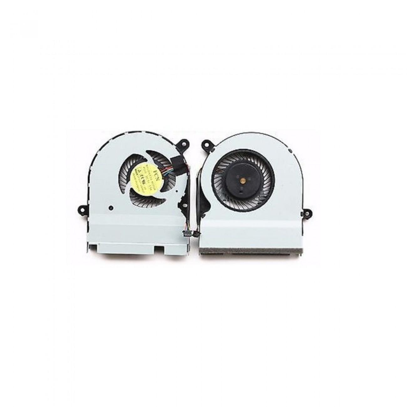 Вентилатор за лаптоп ASUS Transformer Book Flip TP300LA 5V 0.5A в Резервни части -  | Alleop