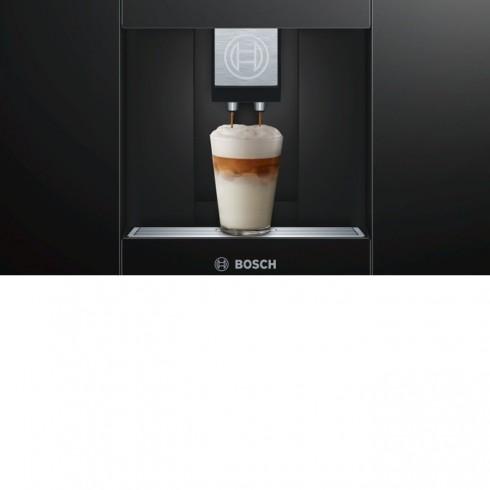 Автоматична еспресо кафемашина BOSCH CTL636ES1, 1600 W, 19 bar, SinglePortion Cleaning, AutoMilk Clean, черен в Кафемашини -  | Alleop