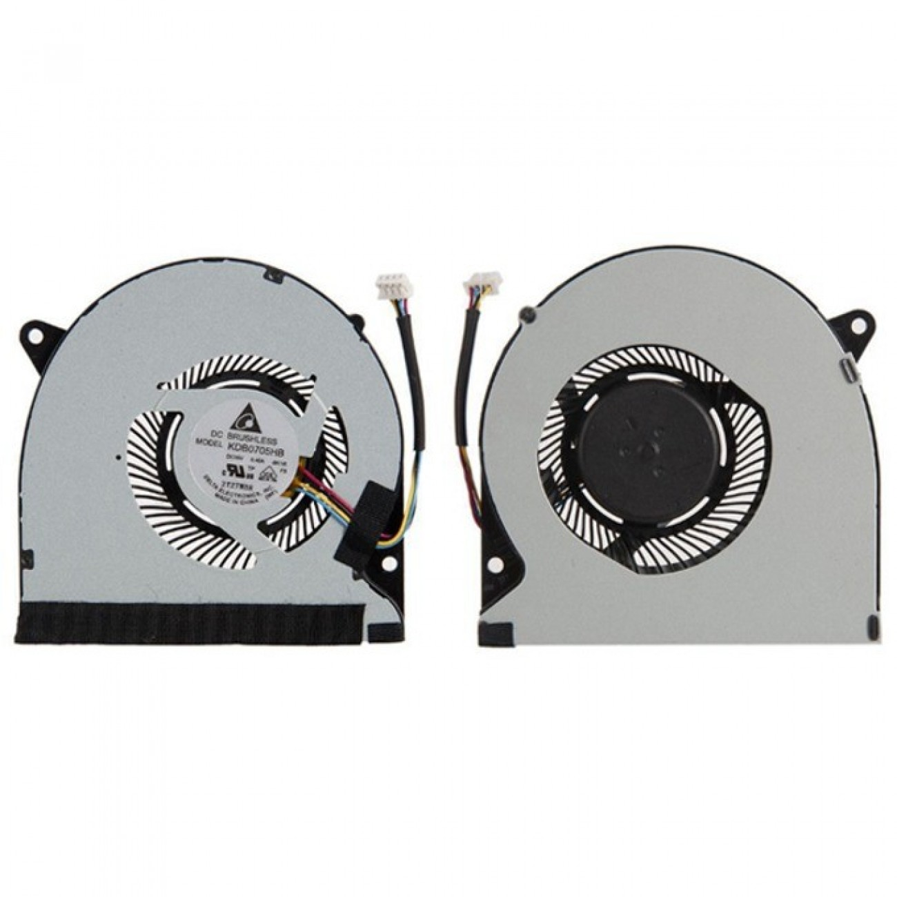 Вентилатор за лаптоп, съвместим с Asus U47A U47VC в Резервни части -  | Alleop