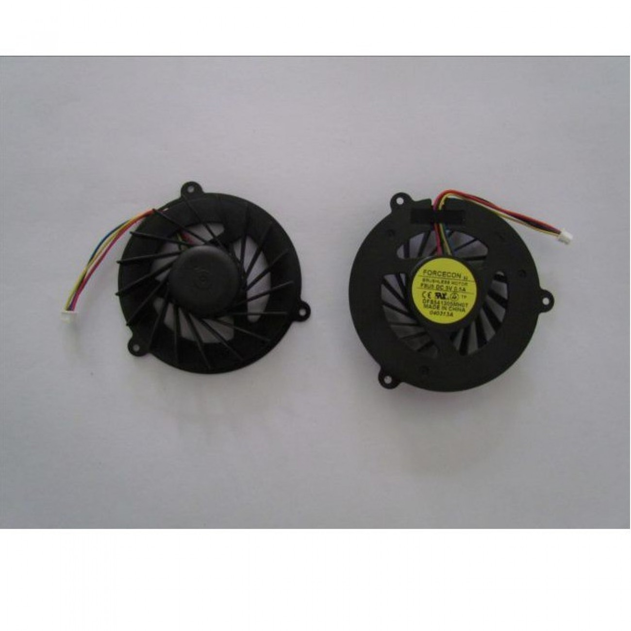 Вентилатор за лаптоп, Asus, K53 K53B K53BY A53U K43T K43B X53U в Резервни части -  | Alleop