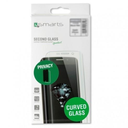 Протектор от закалено стъкло /Tempered Glass/,4Smarts, Samsung Galaxy S8 Plus, (смартфон) в Защитно фолио -  | Alleop