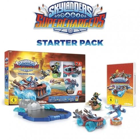 Skylanders SuperChargers - Starter Pack, за Xbox One в Игри за Конзоли -    Alleop