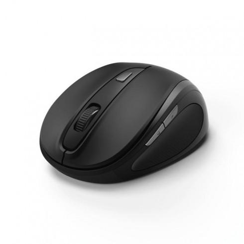 Mишка Hama MW-400, безжична, оптична(1600dpi), USB, черна в Мишки -  | Alleop