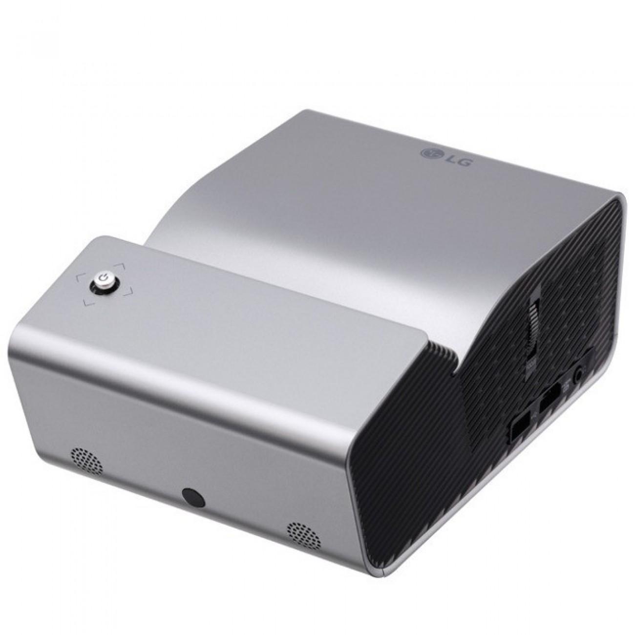 Проектор LG PH450UG, DLP, HD (1280 x 720), 100,000:1, 450lm, 1x HDMI, 1x USB (Type A) в Проектори -  | Alleop
