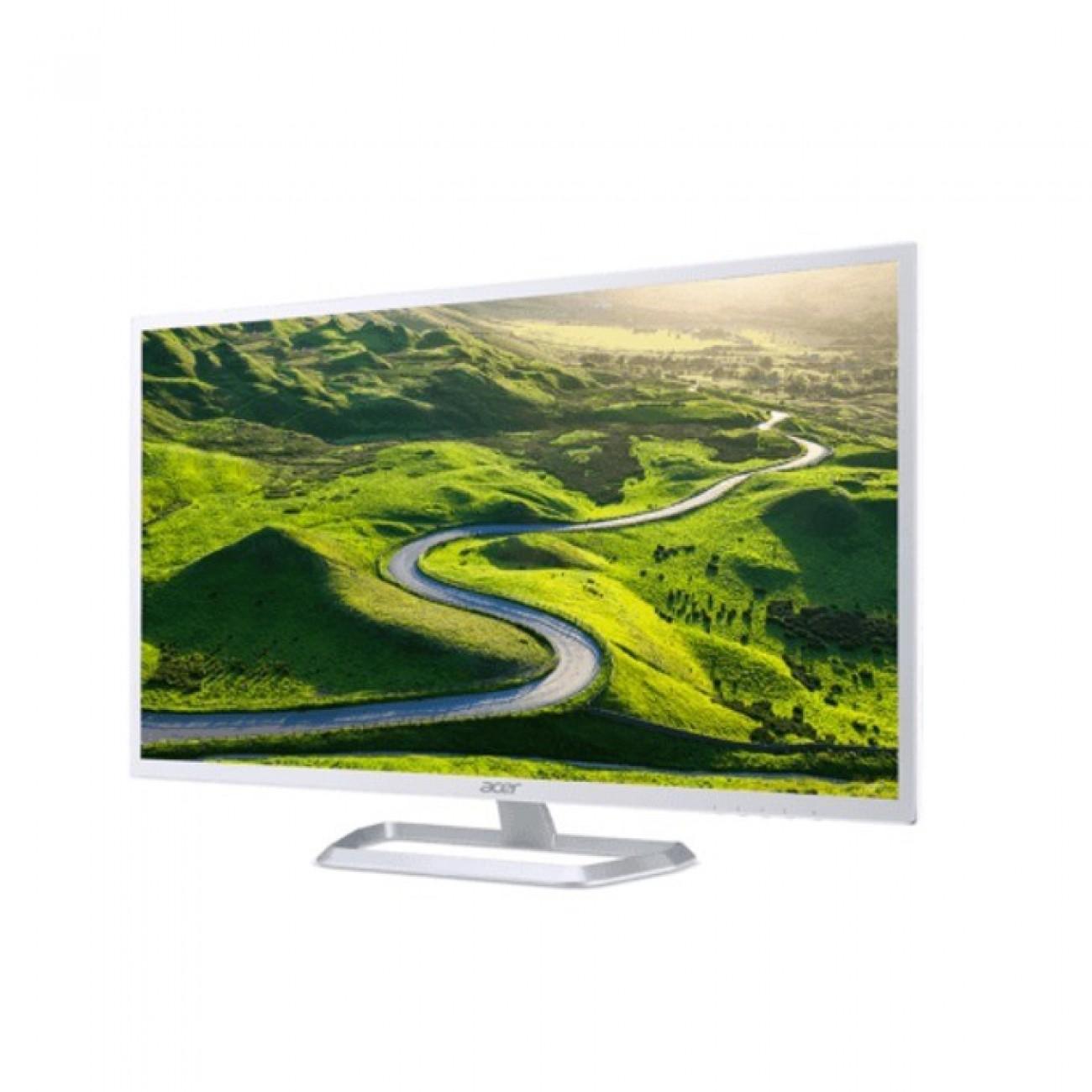Монитор Acer EB321HQwd (UM.JE1EE.005), 31.5 (80.01 cm), IPS панел, Full HD (1920 x 1080), 4 ms, 100M:1, 300 (cd/m2), DVI, VGA в Монитори -  | Alleop