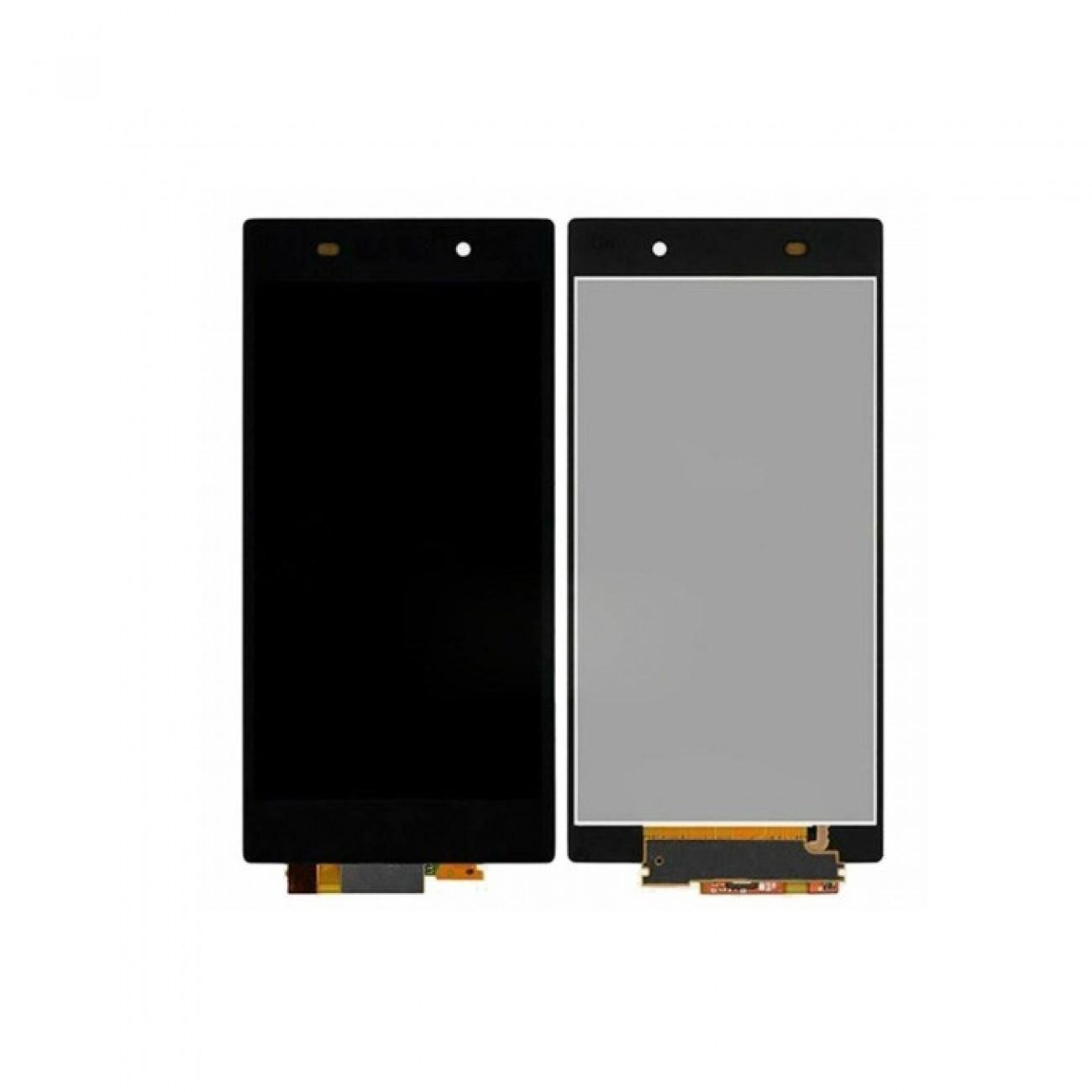 Дисплей за Sony Xperia Z1/L39H/C6903, LCD Original, черен в Резервни части -  | Alleop
