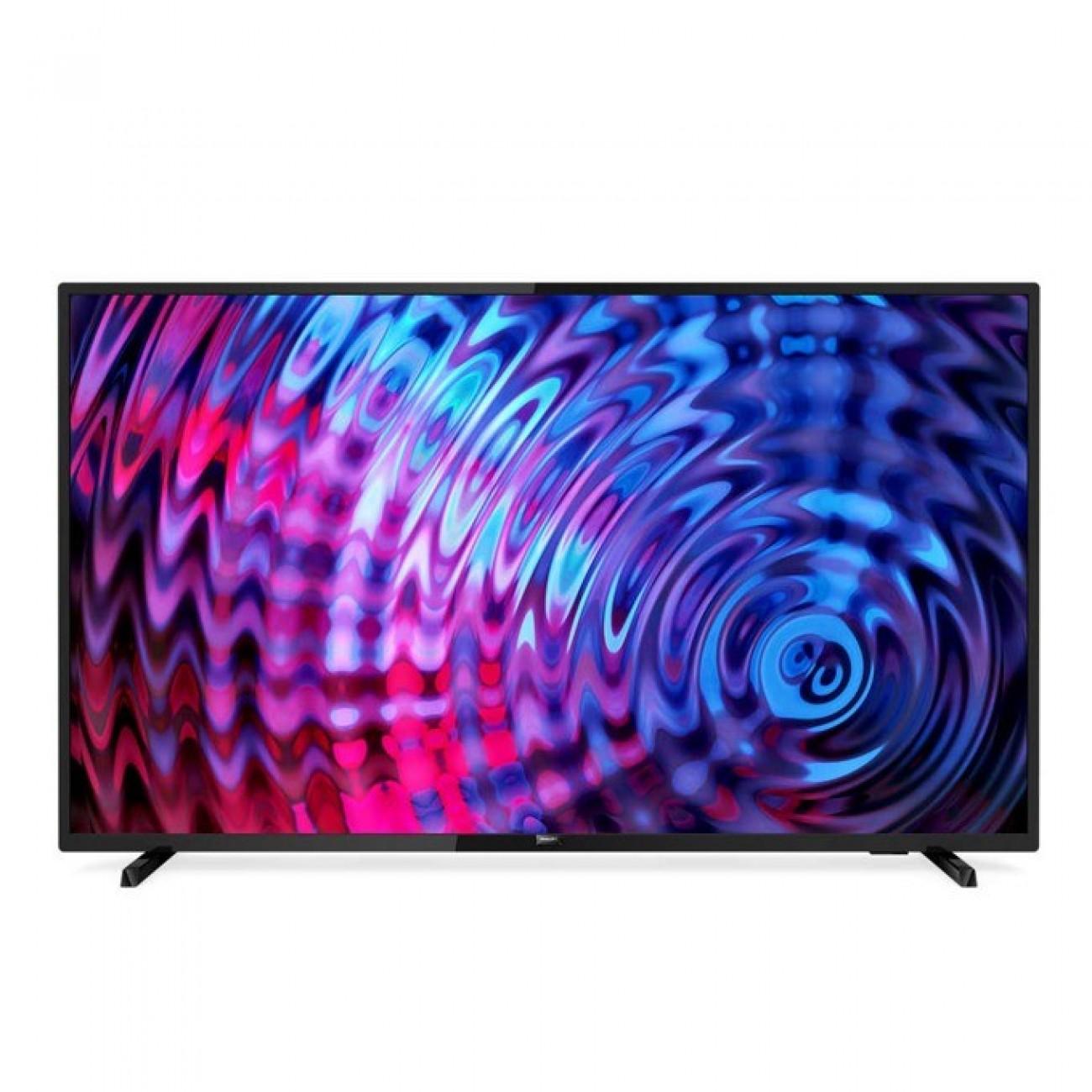 Телевизор Philips 50PFS5803/12, 50 (127 cm) Full HD LED SMART TV, DVB-T/T2/T2-HD/C/S/S2, 2x HDMI, 2x USB в Телевизори -  | Alleop